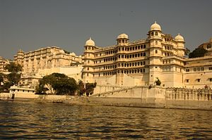 Mewar - City Palace, Udaipur.