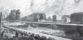 Uitgraving Kanaal, Vitzthumb, 1830.png
