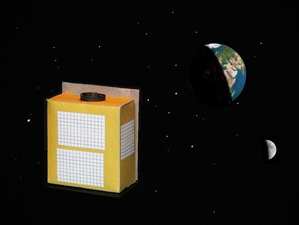 תיאור לווין ULTRASAT המוצע
