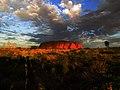 Uluru in the late afternoon (8852588412).jpg