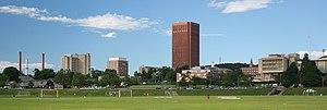 University of Massachusetts Amherst cover