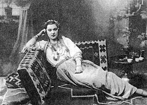 Umihana Čuvidina - Photograph believed to be of Umihana Čuvidina