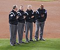 Umpires at 2007 World Series.jpg
