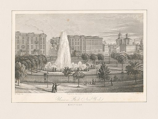 Union Park New York (East side) (NYPL b13476046-EM11347)
