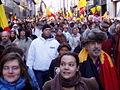 United Belgium Brussels demonstration 20071118 DMisson 00035 Belliard street.jpg