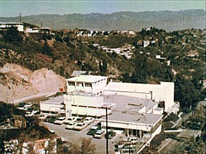 United States Air Force Lookout Mountain Laboratory from above in color.jpg