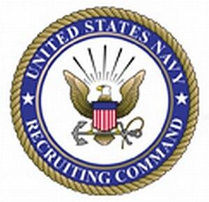United States Navy Recruiting Command - Image: United States Navy Recruiting Command seal