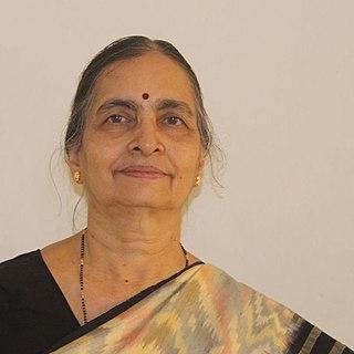 Urmila Balawant Apte Founder of Indias Bharatiya Stree Shakti