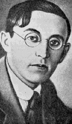 V. Volodarsky (Moisei Markovich Goldshtein, 1891-1918), Russian revolutionary.jpg
