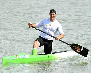 Sprint canoe racing canoe