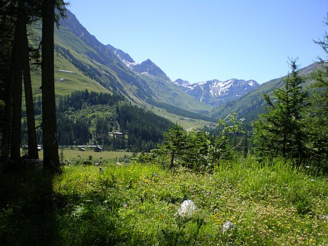 The Val Ferret