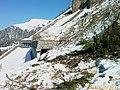 Valanga in località Bazena nel Parco dell'Adamello.jpg