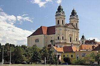 Valtice - Parish church