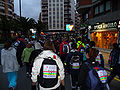 Valvanerada-Caminantes saliendo de Logroño.jpg