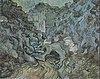 "Van Gogh - Die Schlucht ""Les Peiroulets""2.jpeg"