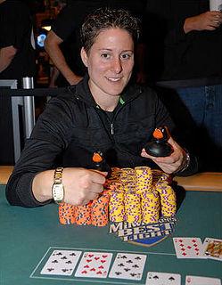 Vanessa Selbst American poker player