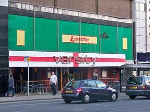 Varsity (bar) - Varsity in Leeds