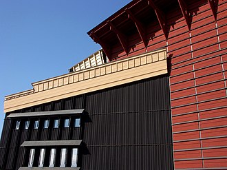Vasa Museum - Image: Vasamuseet 2009d