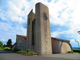 Vasperviller wikimonde - Eglise sainte therese guilherand granges ...