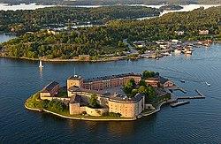 Vaxholms fæstning, Vaxholms kastel, Vaxholm, Sverige 2009 6293.jpg