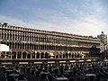 Venezia - Piazza San Marco - Procuratie Vecchie & Torre di Orologio - panoramio.jpg