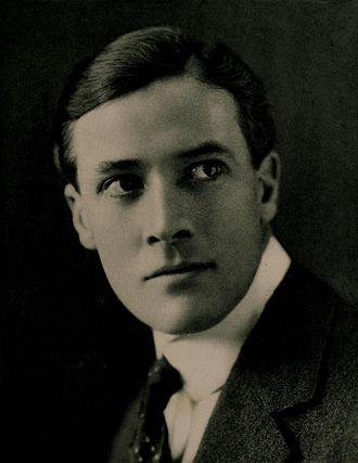 Vernon Steele - Steele in 1917