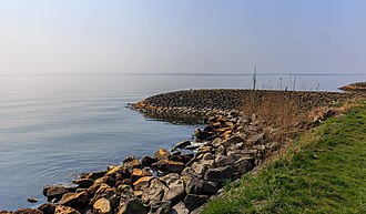 Levee - A reinforced embankment
