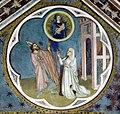 Via angelica, oratorio di s. urbano, volta, allegorie della venuta di cristo, xiv sec. 03 2.jpg