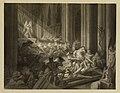 Victor Masson, La Ronde du sabbat, v. 1868. Maison de Victor Hugo. Paris.jpg