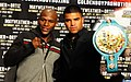 Victor Ortiz and Floyd Mayweather, Jr.jpg