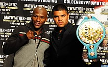 Wikipedia: Floyd Mayweather at Wikipedia: 220px-Victor_Ortiz_and_Floyd_Mayweather%2C_Jr