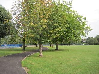 Victoria Recreation Ground, New Barnet - Victoria Recreation Ground