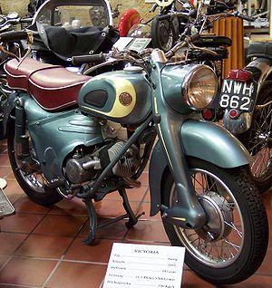 Norbert Riedel - Victoria Swing 200 (1955)