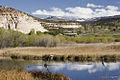 View from room in Boulder Mtn Lodge, Boulder UT (3684658979).jpg