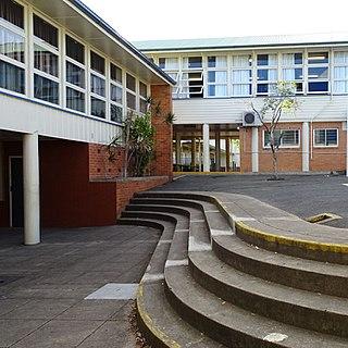 Indooroopilly State High School Buildings