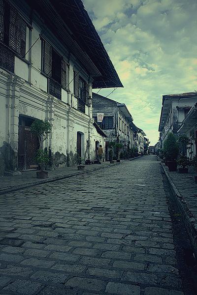 File:Vigan street.JPG