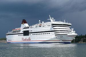 viking line åbo terminal