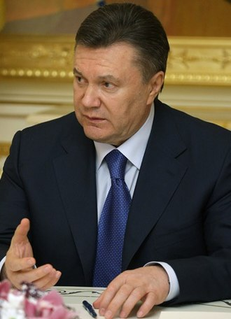Ukrainian parliamentary election, 2007 - Image: Viktor Yanukovych 27 April 2010 1