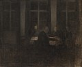 Vilhelm Hammershøi - Evening in the Drawing Room - KMS6658 - Statens Museum for Kunst.jpg