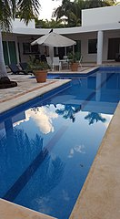 Villa Airport Prestige Swimming Pool - Cancun QR Jan 2020.jpg