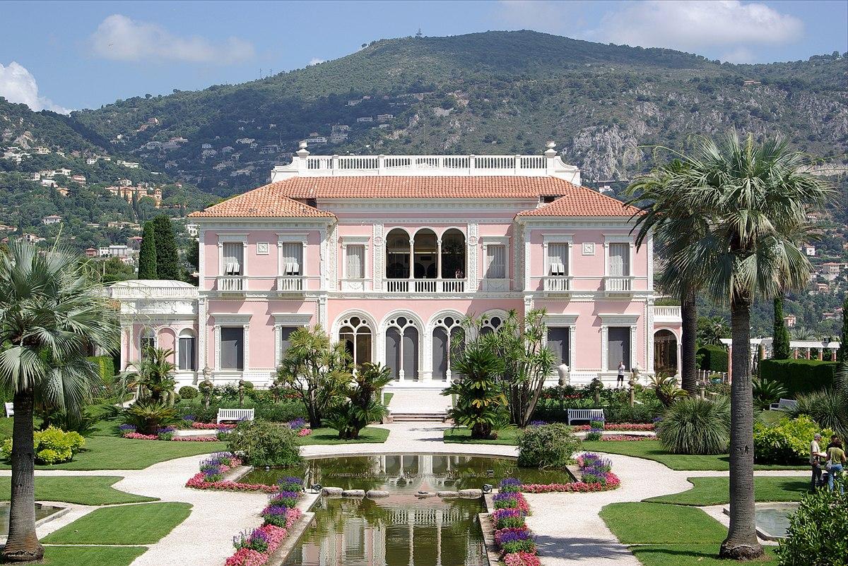 Villa Ephrussi de Rothschild – Wikipedia