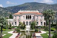 Bildergebnis für villa rothschild frankreich