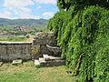 Villa la magia, giardino 09 vasca fontana.JPG