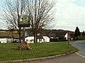 Village sign, Stanstead, Suffolk - geograph.org.uk - 164645.jpg