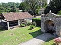Villefranche-du-Périgord - Fontaine et lavoir.JPG