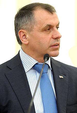 Vladimir Konstantinov (politician) - Image: Vladimir Konstantinov (2014 04 28)