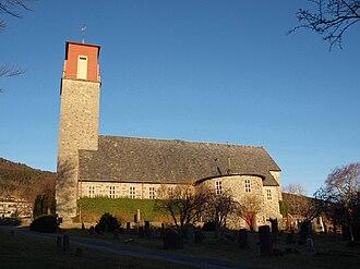 Volda - Volda Church