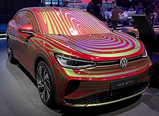 Volkswagen ID.5 Motor vehicle