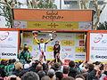 Volta Catalunya 2013. Joaquim Rodríguez al podi (millor català).JPG