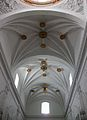Voltes de l'església de la cartoixa d'Ara Christi, el Puig.JPG